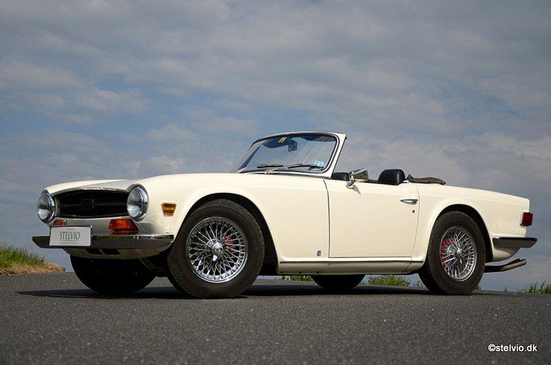 Triumph TR6 - 1973