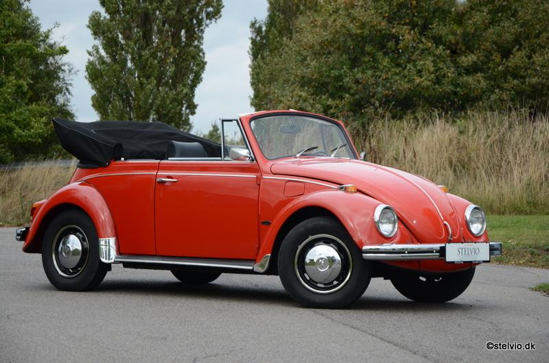 VW 1300 Cabrio - 1969